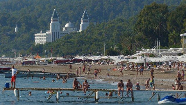 Турция ждет миллионы российских туристов в 2017 году