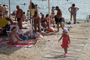 На крымских пляжах к лету появится бесплатный Wi-Fi