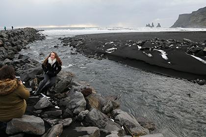 Турпоток из России в Исландию вырос в два раза в начале года