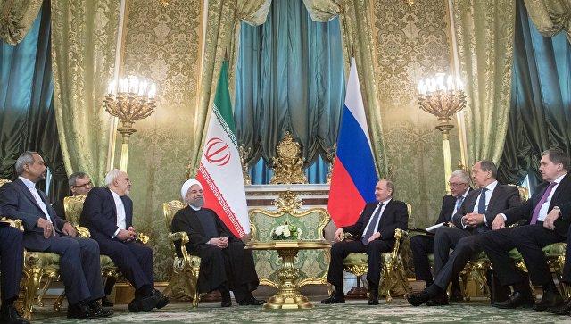 Россия и Иран договорились о безвизовых групповых туристических поездках