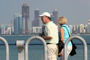 Турпоток из России в арабский эмират вырос на 140 процентов в начале года