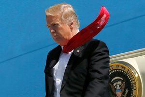 Немецкий отель отказал Трампу и его команде в размещении