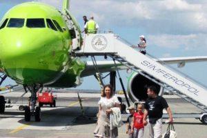 Российские авиакомпании начинают льготные перевозки в Крым