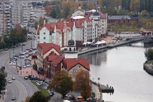 Калининградская область ожидает 1 , 5 млн туристов в 2017 году