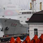 На теплоходе из КНДР во Владивосток в четверг прибудут первые туристы