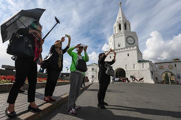 Чем туристу заняться в выходные в столице Татарстана