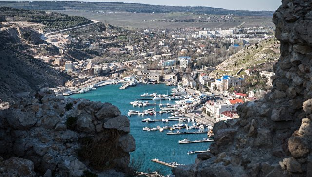 Крым посетила первая группа туристов из Великобритании