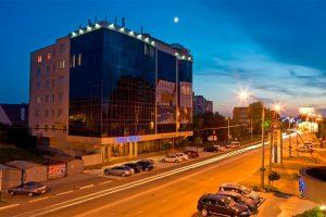 В каком городе России больше всего гостиниц с Wi-Fi