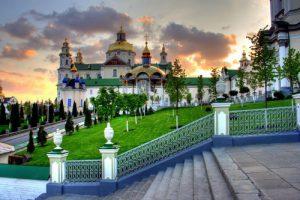 Святые места на Украине