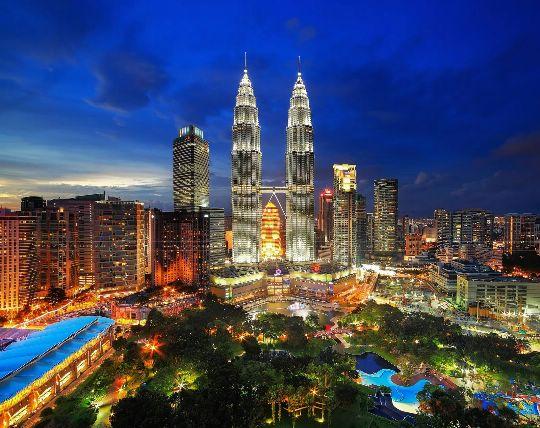 Когда отдыхать в Малайзии