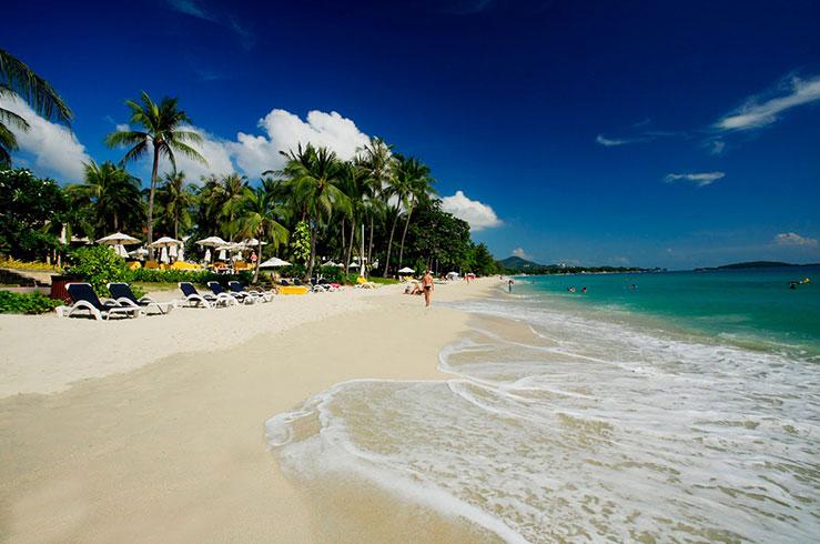 Назван список чистейших пляжей Таиланда