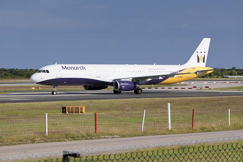 Monarch Airlines обанкротилась и прекратила полеты