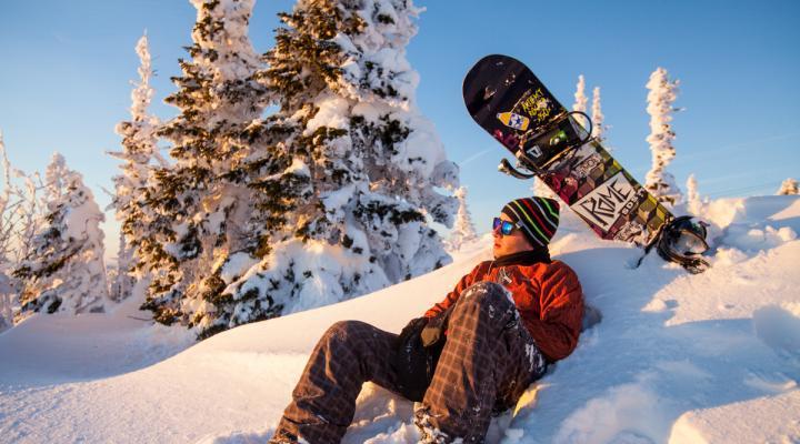 Названы самые популярные горнолыжные курорты России