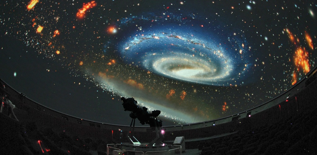 В Санкт-Петербурге открывается крупнейший в мире планетарий