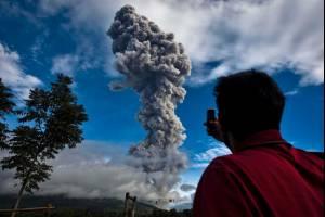 В Индонезии просыпаются новые вулканы