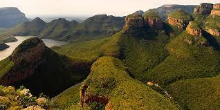 Завораживающие пейзажи и нетронутая природа ЮАР