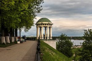 Турпоток в города «Золотого кольца» увеличился на 25%