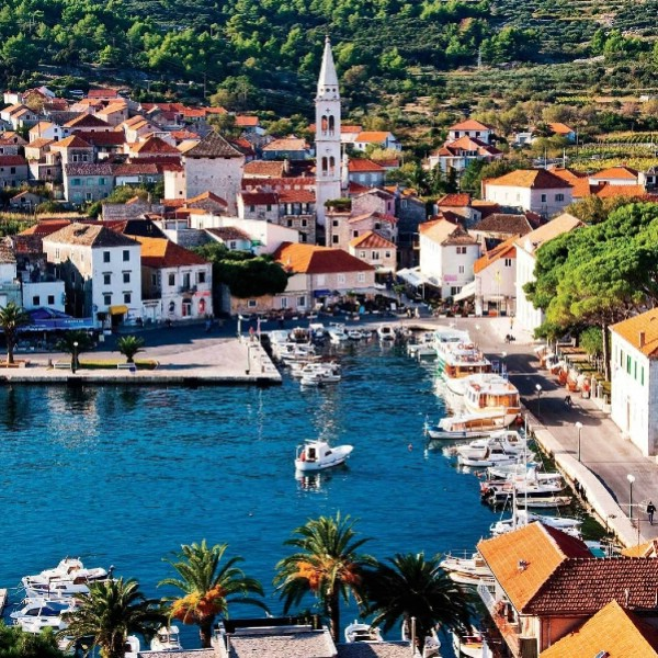 Турпоток в Хорватию вырос на 10% в 2017 году