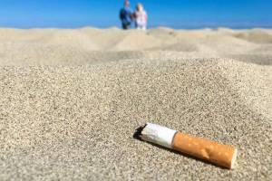 Вступил в силу закон о запрете курения на пляжах Таиланда