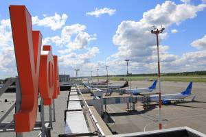 В аэропорту Мюнхена пассажирам поможет робот