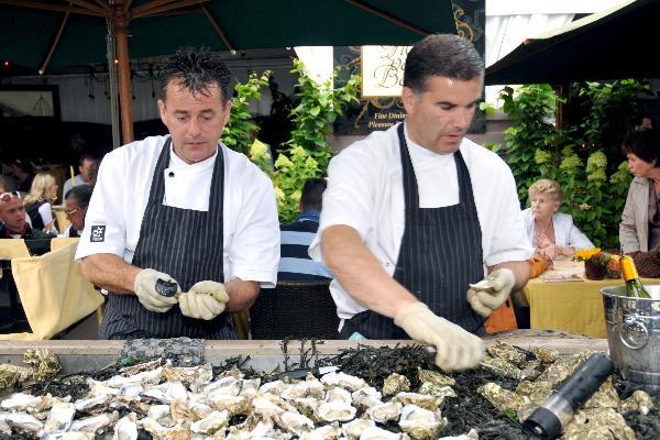 Восемь главных кулинарных фестивалей Фландрии на 2018 год