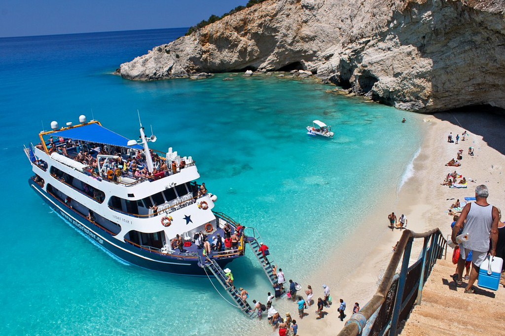 Греция в 2018 году ожидает 4 миллиона немецких туристов