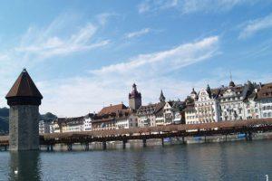 Люцерн — город в сердце Швейцарии