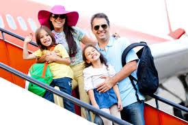 Основные правила организации семейного отдыха