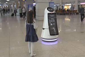 Роботы захватят аэропорты мира уже через 12 лет