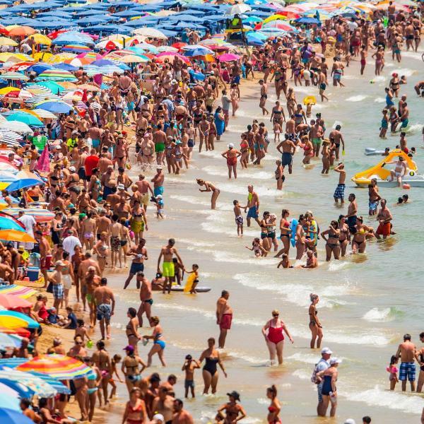 Турция намерена принять 40 миллионов туристов в 2018 году
