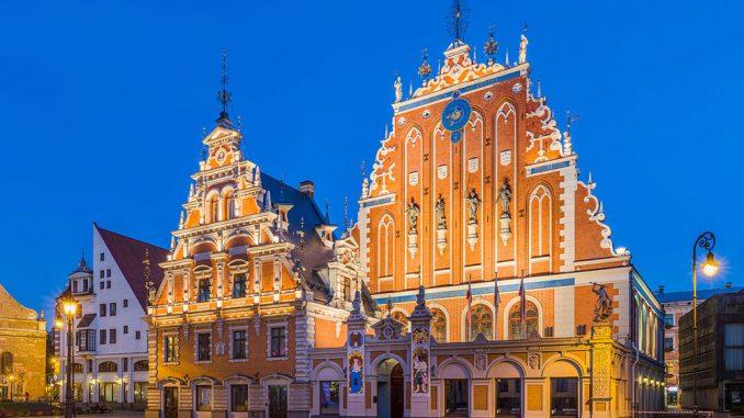 Дом Черноголовых в Риге открылся для туристов!