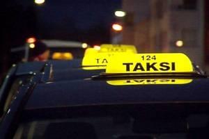 В Финляндии клиентам такси предложили платить натурой
