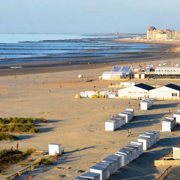 У бельгийского побережья Северного моря построят защитный остров