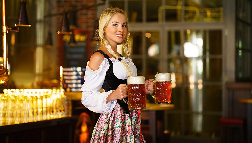 Пить пиво и не пьянеть! Зачем ехать на Октоберфест