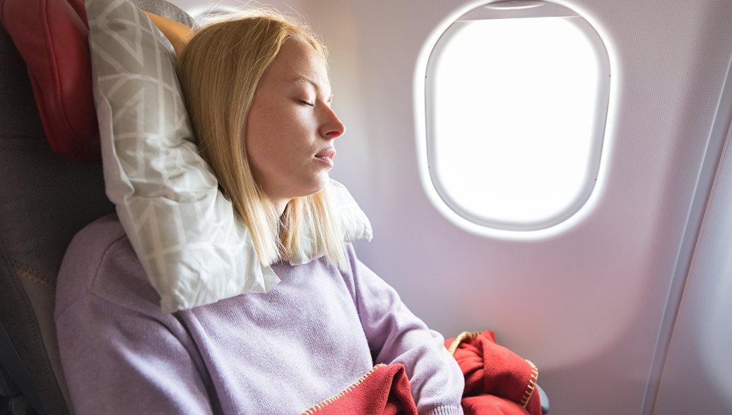 Секреты опытных путешественников. Как выспаться в полете