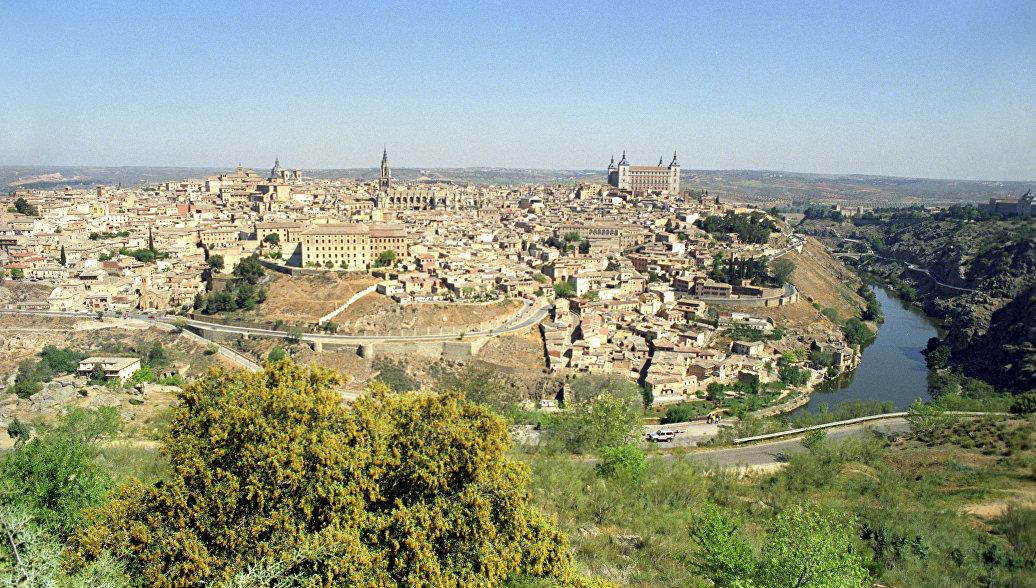 Испанский аналог Стоунхенджа найден недалеко от Толедо
