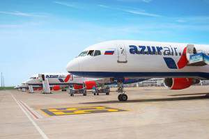 Пассажирам AZUR air советуют проверять аэропорт вылета