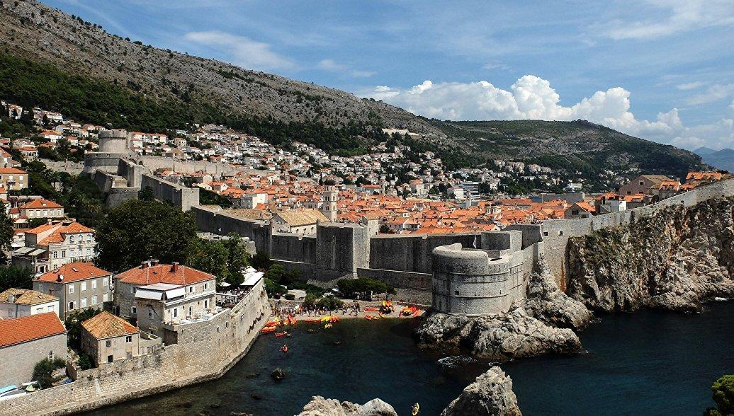В Хорватии с 2019 года ограничат количество принимаемых круизных лайнеров