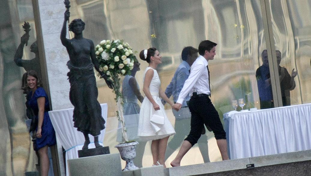 Российские туристы выбрали пятерку лучших городов для свадеб