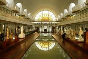Единственный в мире музей-бассейн открылся после ремонта