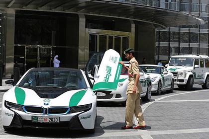 Пьяный турист-араб избил бутылкой полицейских в Дубае