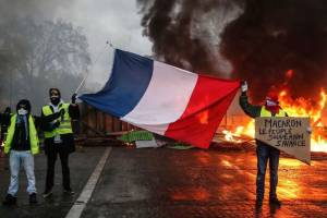 Беспорядки во Франции: чего опасаться туристам?