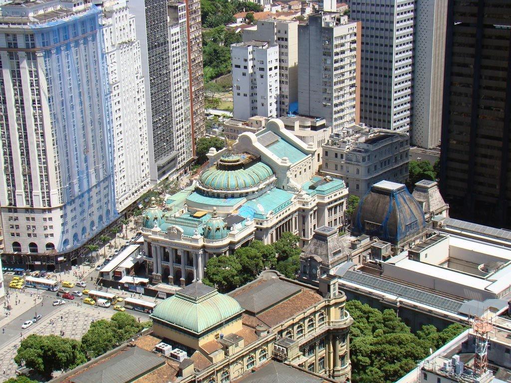 Рио-де-Жанейро стал первой в мире столицей архитектуры