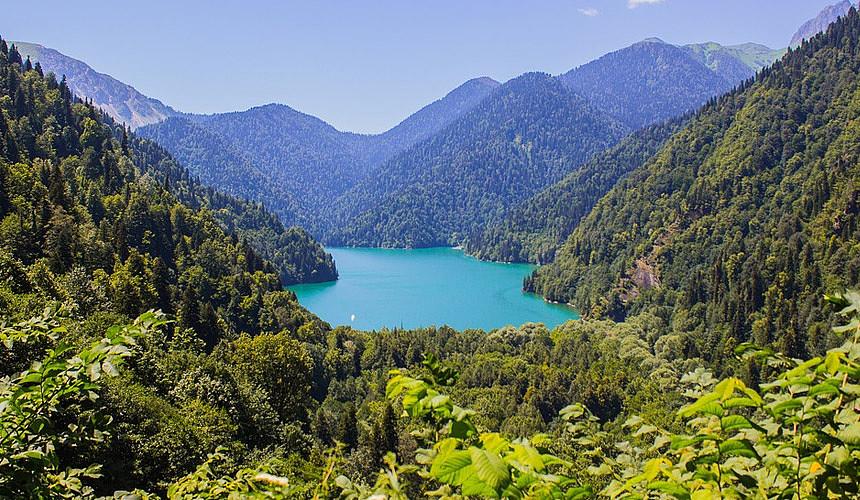 Цены на отдых в Абхазии летом начинаются от 11 тысяч рублей