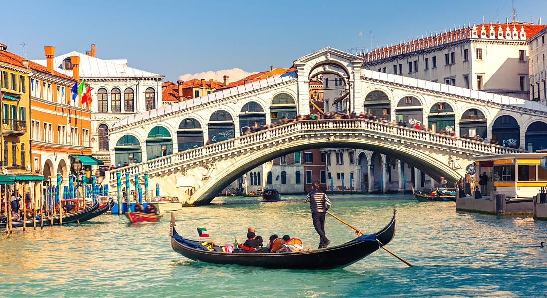 Посещение Венеции через 2 года придется бронировать заранее