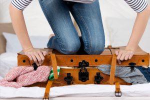 Новые техники сбора ручной клади позволят сэкономить много места и не платить за багаж