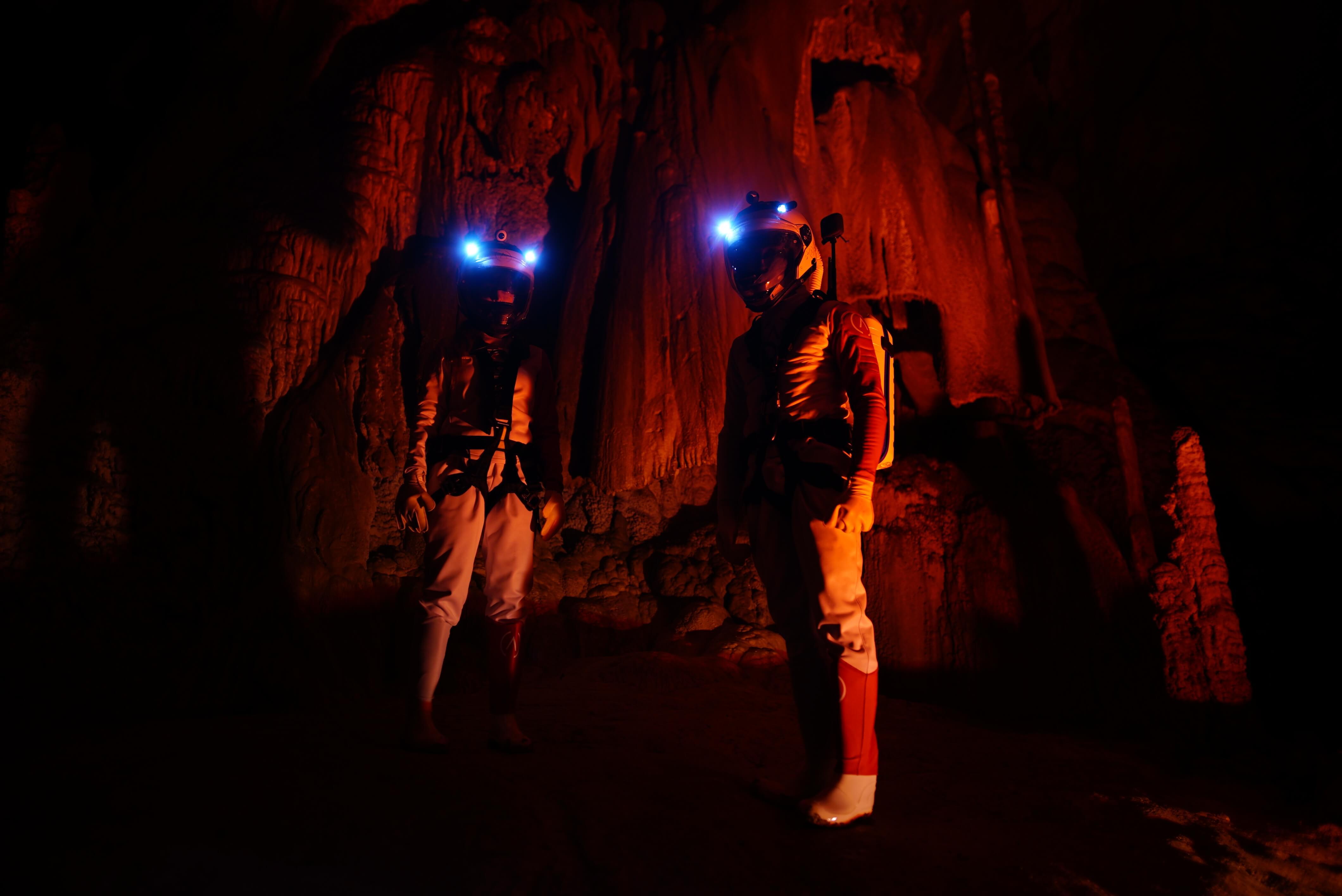 Начинающие космические туристы могут испытать жизнь на Марсе в пещере в Испании