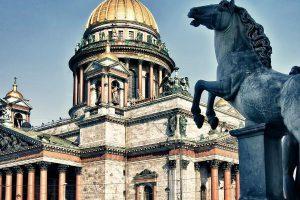 Более 8 млн туристов посетили Санкт-Петербург в 2018 году