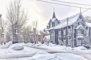 Отсутствие белого снега в северных странах приведёт мир к климатической катастрофе
