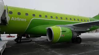 Ространснадзор в ходе проверки выявил 7 нарушений в работе S7 Airlines